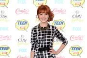 Lindsey Stirling Print Dress