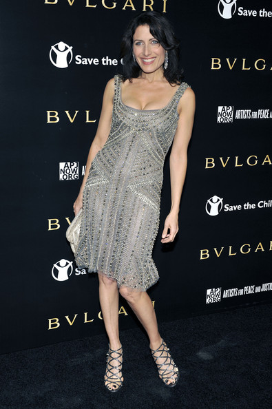 Lisa Edelstein Clothes
