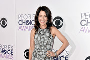Lisa Edelstein Evening Dress