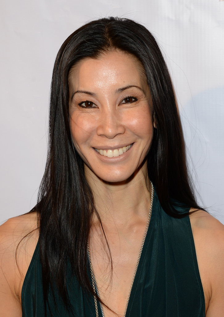 Lisa Ling Long Straight Cut Long Hairstyles Lookbook