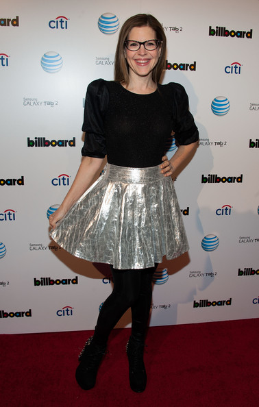 Lisa Loeb Mini Skirt