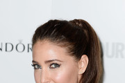 Lisa Snowdon Ponytail
