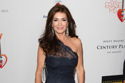 Lisa Vanderpump One Shoulder Dress