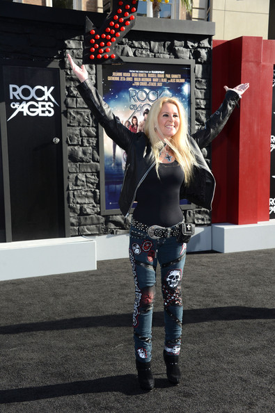 Lita Ford Oversized Belt