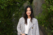 Liu Wen Tweed Coat