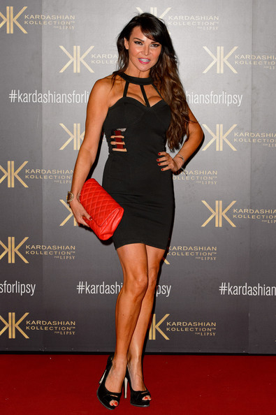 Lizzie Cundy Little Black Dress