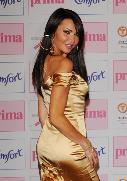 Lizzie Cundy Gold Hoops