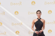 Lizzy Caplan Cutout Dress