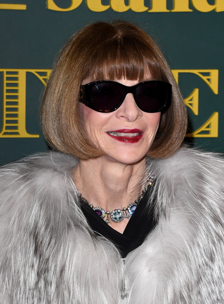 Anna Wintour's Iconic 'Do