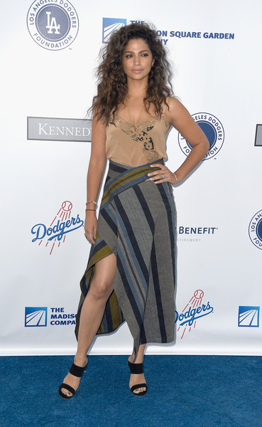More Pics of Camila Alves Strappy Sandals (1 of 5) - Camila Alves Lookbook - StyleBistro