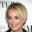 Sharon Stone's Layered Crop