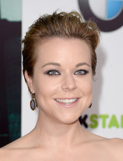Tina Majorino went punky with this messy cut at the premiere of 'Veronica Mars.'