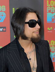 Dave wore a straight, chin-length hairstyle when he hit the red carpet for the MTV event.