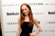 Lotte Verbeek Little Black Dress