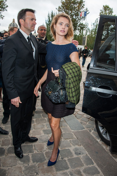 More Pics of Natalia Vodianova Buckled Purse (5 of 11) - Buckled Purse Lookbook - StyleBistro