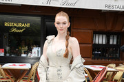 Larsen Thompson One Shoulder Dress