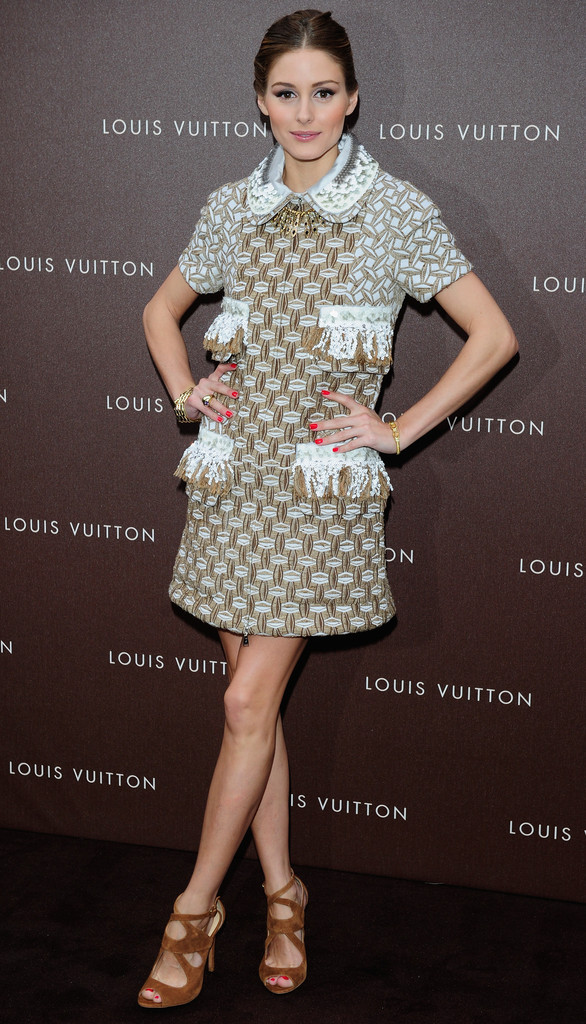 Celebs at the Louis Vuitton Store Opening in Munich