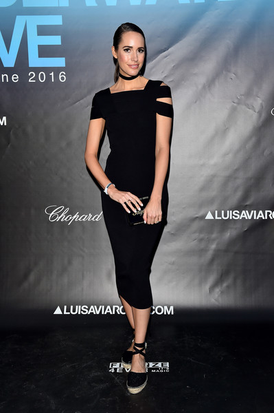 Louise Roe Form-Fitting Dress