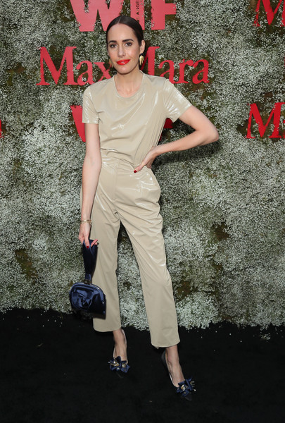 Louise Roe Slacks [instyle max mara women in film celebration,max mara women in film celebration,louise roe,clothing,fashion model,shoulder,dress,fashion,cocktail dress,premiere,fashion design,haute couture,event,chateau marmont,los angeles,california,instyle]
