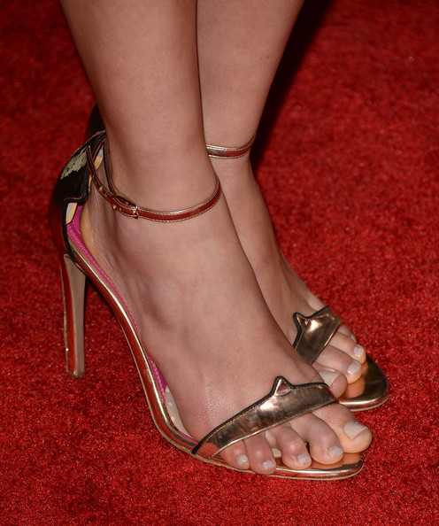 Lucy Fry Shoes
