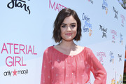 Lucy Hale Mini Dress
