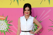 Lucy Hale Shirtdress