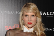 Lucy Punch Red Lipstick