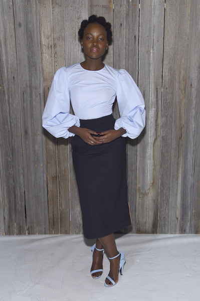 Lupita Nyong'o Pencil Skirt