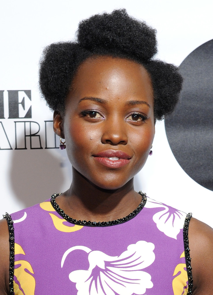Lupita Nyong O Short Curls Short Hairstyles Lookbook