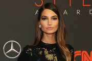 Model Lily Aldridge attends the 10th annual Style Awards during Mercedes Benz Fashion Week Spring 2014 at Lincoln Center on September 4, 2013 in New York City.