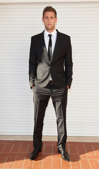 Maarten Stekelenburg Men's Suit