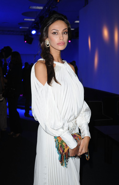Madalina Ghenea Dangling Pearl Earrings