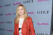Maddie Hasson Leather Jacket