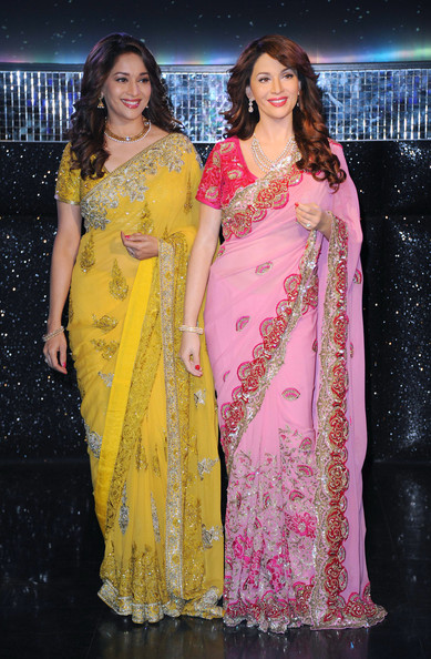 Madhuri Dixit-Nene Evening Dress