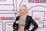 Madilyn Bailey Leather Jacket