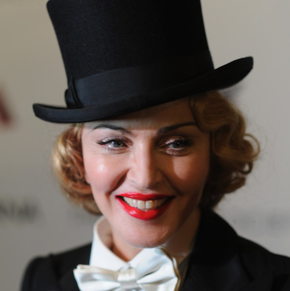 More Pics Of Madonna Top Hat (8 Of 48)
