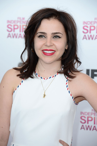 Mae Whitman Beauty