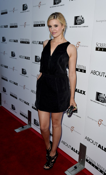 Maggie Grace Little Black Dress