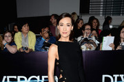 Maggie Q Cutout Dress