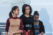 Malia Obama Crewneck Sweater
