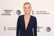 Malin Akerman Form-Fitting Dress