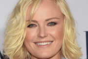 Malin Akerman Short Wavy Cut