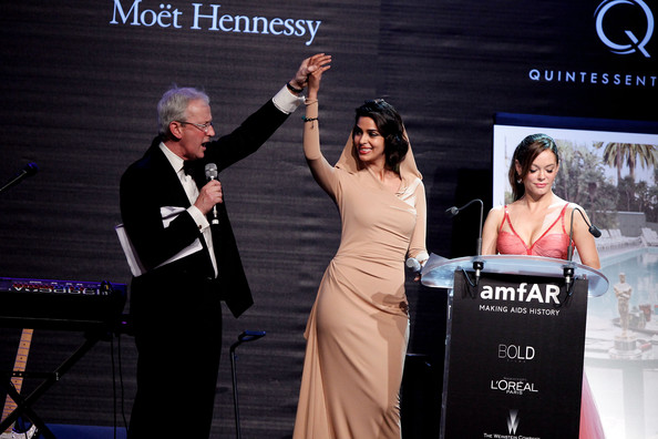 2012 amfAR's Cinema Against AIDS - Show