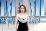 Jessica Keenan Wynn Strapless Dress