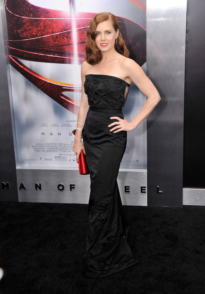 'Man of Steel' World Premiere in NYC