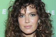 Mandy Moore Medium Curls with Bangs