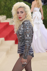 Lady Gaga's Lorraine Schwartz lightning-bolt ring at the Met Gala looked dangerously glamorous!