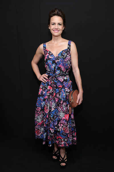 Carla Gugino at Marc Jacobs
