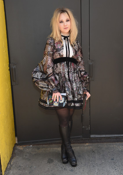 Juno Temple at Marc Jacobs