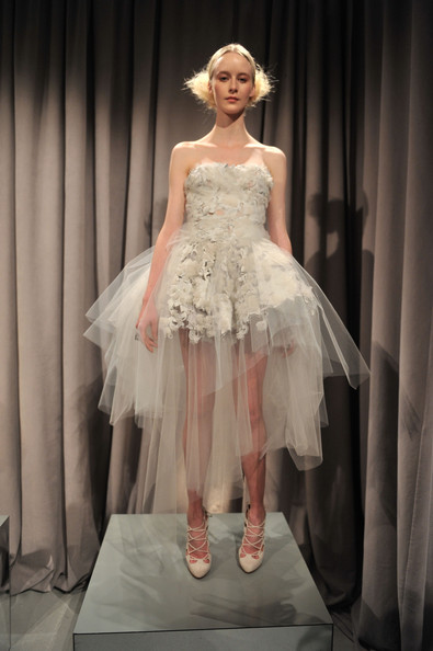 Marchesa - Presentation - Fall 2011 Mercedes-Benz Fashion Week